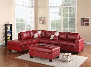 red sectional sofa with chaise chaise design With red sectional sofas with chaise