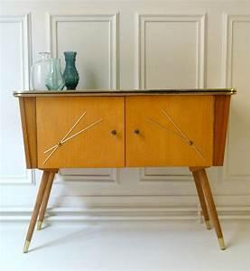 Pied De Meuble Vintage : pied de meuble scandinave le monde de l a ~ Dallasstarsshop.com Idées de Décoration