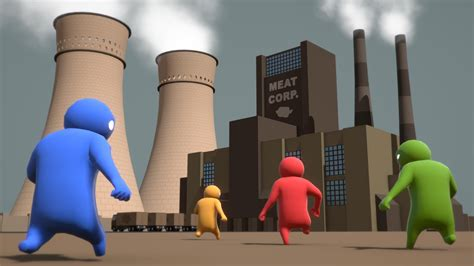 gang beasts wallpapers high quality
