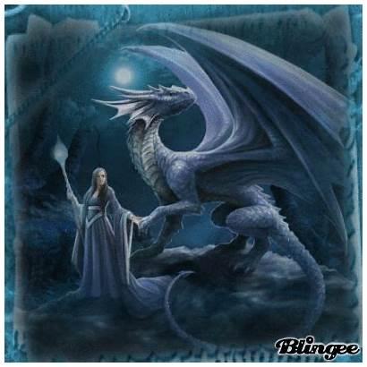 Dragon Woman Amazing Fantasy Animated Blingee Dragons