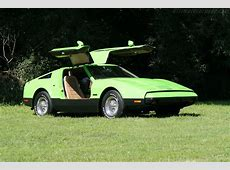 1974 1976 Bricklin SV1 Ford Images, Specifications and