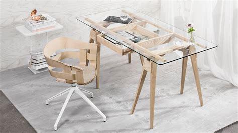 Arco Trestle Desk Designed By Chuck Mack For Design House