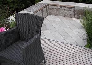 Terrasse Holz Stein Kombination : terrasse holz oder naturstein ~ Eleganceandgraceweddings.com Haus und Dekorationen