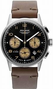 Annie G Schuhe : iron annie chronograph g38 5372 2 stilvoller herrenchronograph online kaufen otto ~ A.2002-acura-tl-radio.info Haus und Dekorationen