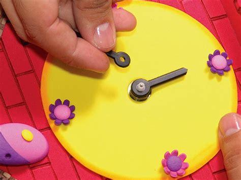 como hacer un reloj de fomix reloj fomi imagui