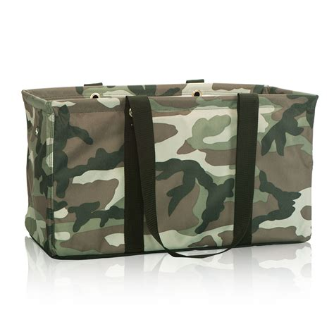 Camo  Large Utility Tote  ThirtyOne Gifts