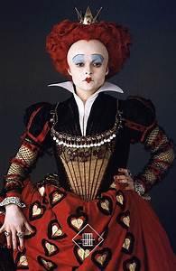 The Red Queen - 9 Astonishing Helena Bonham Carter ...