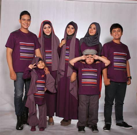 baju kembar keluarga terbaru baju muslim keluarga elegan terbaru dan