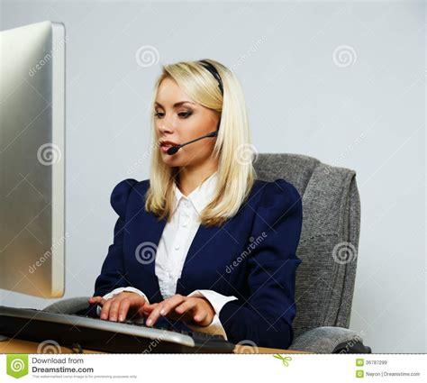 femme de bureau femme de bureau de service svp images libres