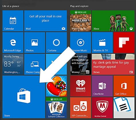 The Windows Store Windows App Store Doesn T Load After Windows 10 Upgrade