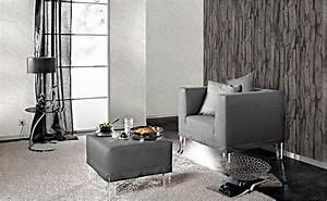 Wohnzimmer Tapeten Design : tapeten f rs wohnzimmer bei hornbach ~ Sanjose-hotels-ca.com Haus und Dekorationen