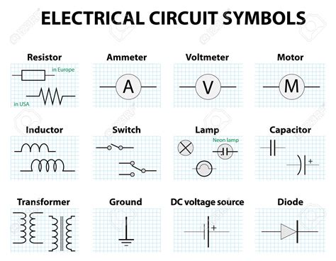 electricity clipart electronic circuit pencil and in