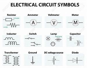 Electricity Clipart Electronic Circuit