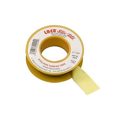 Laco Markal Laco Slictite Ptfe Gas Line Pipe Thread