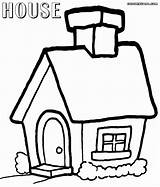 Coloring Pages Building Colorings sketch template