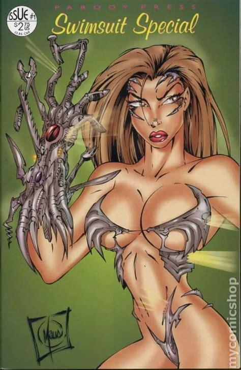 Parody Press Swimsuit Special (1996) comic books