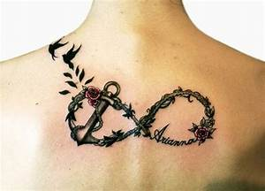 15 Best Infinity Tattoo Designs With Images And Meanings Styles At Life