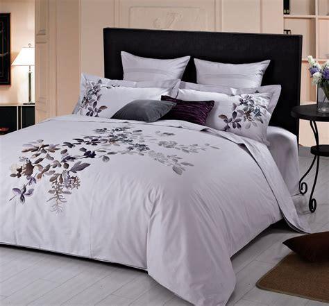housse couette maholi indigo orchid ensemble de housse de couette grand lit home depot canada