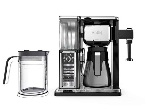 Buying a coffee machine is an important investment. Shark Ninja CF097 Coffee Bar Brewer System