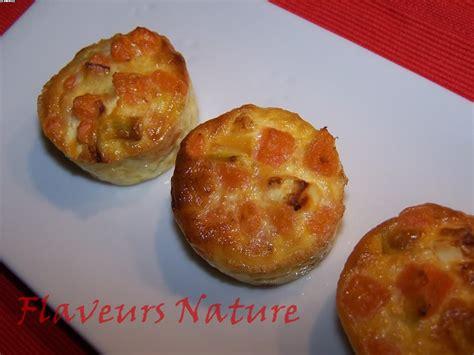 comment cuisiner une patate douce mini flans de patate douce bouchées apéritives