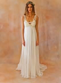 bohemian wedding dress designers embellished bohemian wedding dress dreamers and