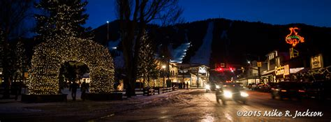 Christmas In Jackson Hole Best Of The Tetons Area Info