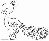 Peacock Coloring Pages Printable Baby Cool2bkids Sheets Drawing Getdrawings Coloringfolder sketch template