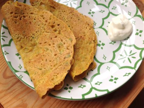 cuisine pancake pudla indian chickpea pancakes food mela