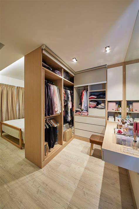 ways  squeeze  walk  wardrobe   hdb bedroom  wall hacking required bedroom