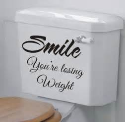 bathroom color schemes ideas smile you 39 re losing weight bathroom wall sticker