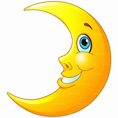 Moon Face Clipart Clipground