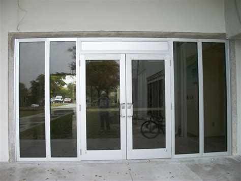 naval support center glass glazing door hardware