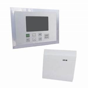 Thermostat Programmable Sans Fil Radiateur Electrique : thermostat universel mobile sans fil otio castorama ~ Premium-room.com Idées de Décoration
