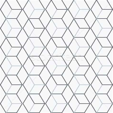 simple minimal vector geometric abstract pattern