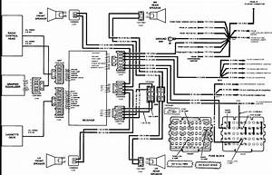 90 Chevy Radio Wiring Diagram