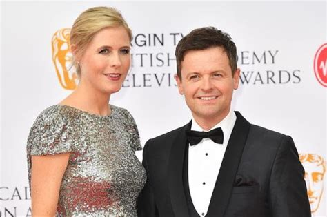 No Ant McPartlin in sight as beaming Declan Donnelly ...