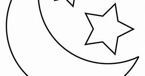 Coloring, Pages, Of, Sun, Moon, And, Stars, 1, Moon, Coloring, Pages