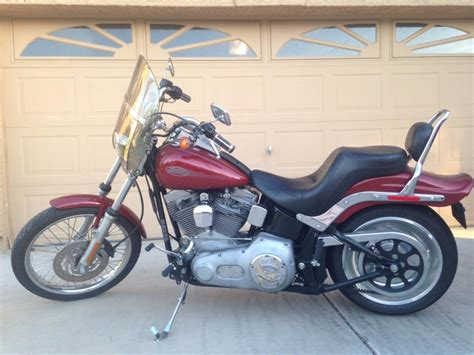 Harley Davidson Softail Standard Motorcycles For Sale In