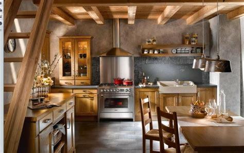 cuisine ancienne bois cuisine ancienne pour un intérieur convivial et chaleureux