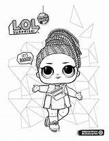 Lol Coloring Surprise Disco Coloriage Imprimer Omg Kolorowanki Poupee Dolls Druku Darmowe Youloveit Boredom Buster Discotheque Hiver Drawing Lil Wonder sketch template