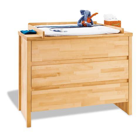 chambre bébé pinolino grande commode à langer en bois de hêtre collection quot fagus