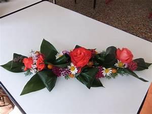 Art Floral Centre De Table Noel : art floral centre de table fruit crea d 39 isa ~ Melissatoandfro.com Idées de Décoration