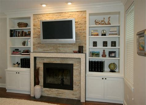 contemporary built in cabinets various sles of built in cabinet around fireplace