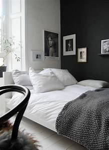 peindre chambre couleur foncee ralisscom With peindre une pi ce en blanc