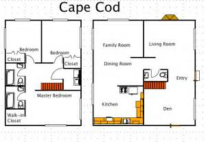 cape cod floor plan house plans and home designs free archive cape