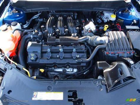 dodge avenger sxt  liter flex fuel dohc  valve