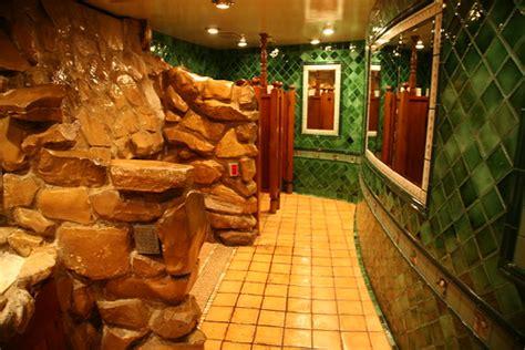 bathroom  madonna inn flickr photo sharing