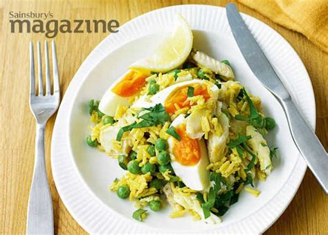 150 g undyed smoked haddock, poached in a little milk and flaked 1 tbsp chopped fresh coriander leaves and stalks Easy smoked haddock kedgeree   Recipe   Kedgeree recipe ...