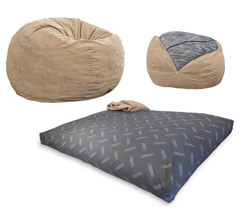 cordaroy bean bag chair bed cordaroy s corduroy beanbag chair sleeper