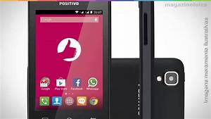 Smartphone Positivo Dual Chip 3g Android 4 4